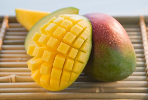 芒果的十大保健功效