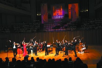 六位小提琴家过招儿,刺激!