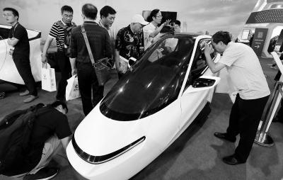 科技秀场展现北京新实力