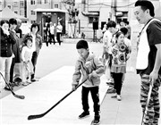 """全民健身""""北京纪录""""挑战赛走进社区"""