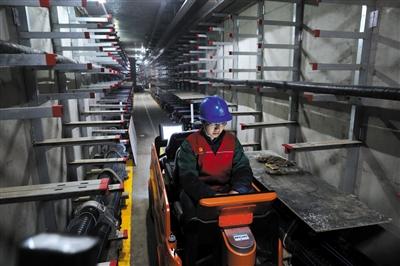 副中心办公区配套电力工程提前完工