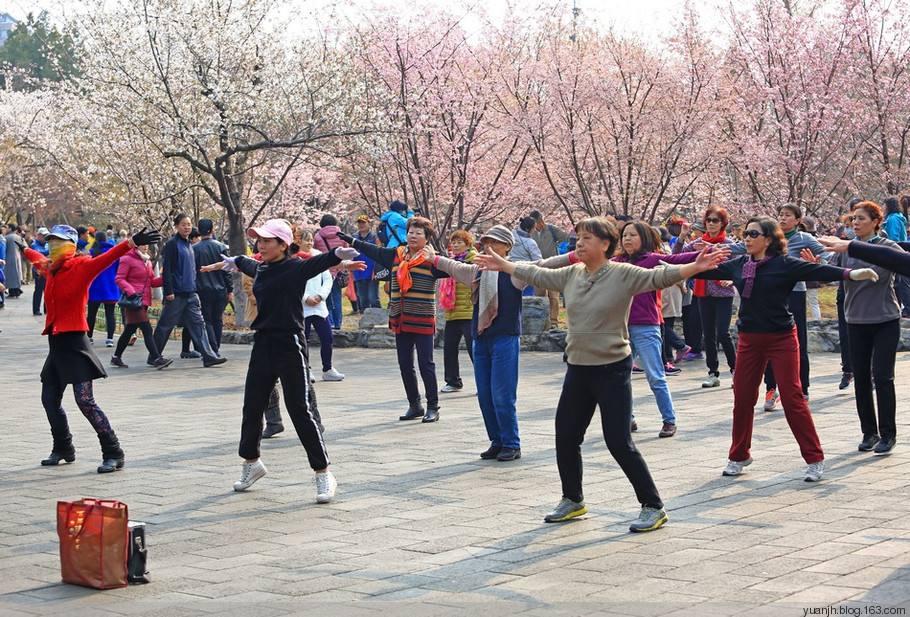 本月至10月北京组织广场舞展演