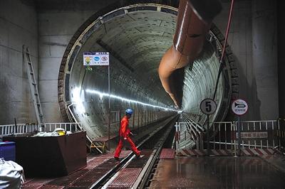地铁19号线一期预计2020年完工