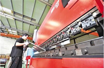 河北文安县打造高端装备制造产业基地