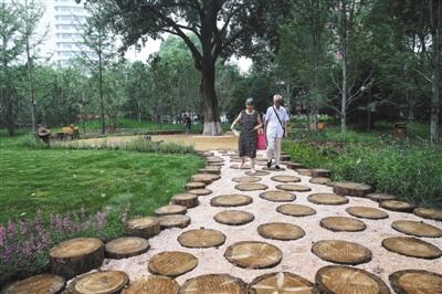 东城城市森林公园开园