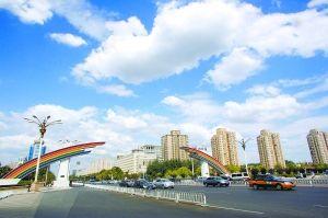 北京优良天数上半年上升0.9%
