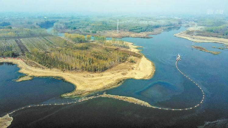 京杭大運河重要節點 北運河廊坊段明年6月旅遊通航